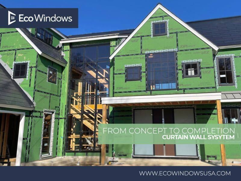 Facade design – From concept to completion