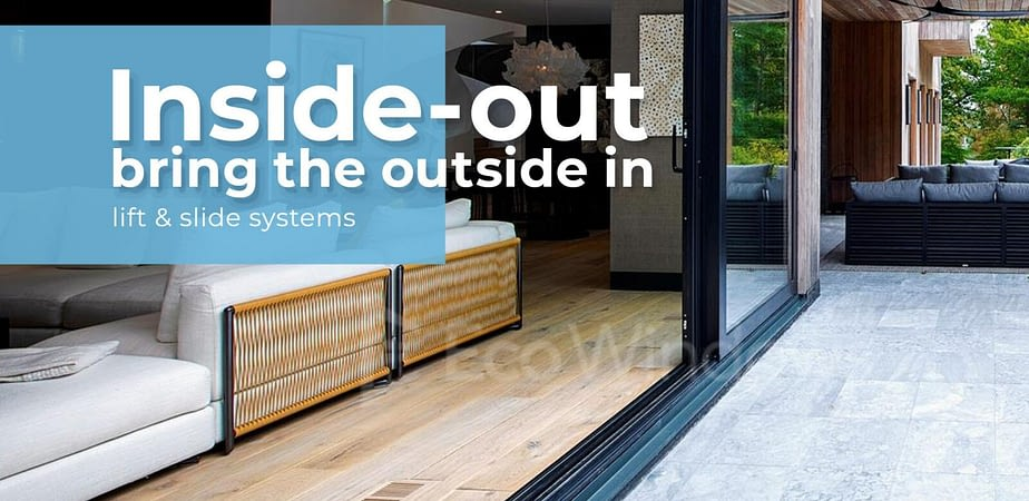 Lift & slide systems