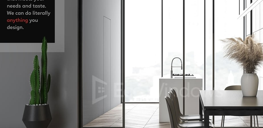 Steel doors - bring the design into your interior