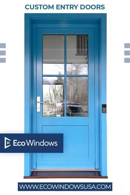custom entry doors merenti
